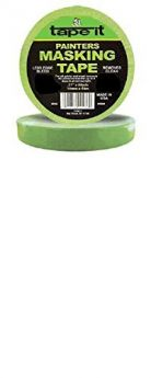 ".71"" x 60yds Green Painter's Masking Tape  (Case of 48)"