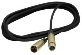 20' High Performance Microphone Cable