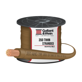 THHN 350 AWG Stranded by the Foot