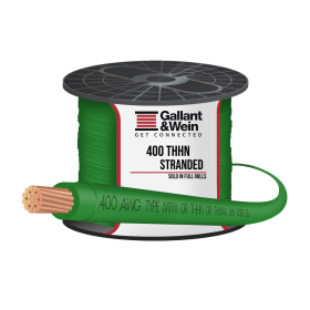 THHN 400 AWG Stranded by the Foot