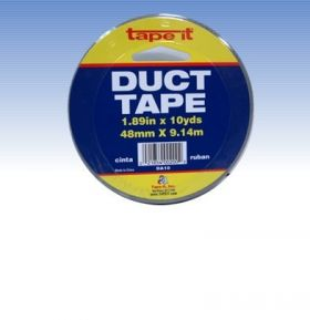 "1.89""x10yds Brown Duct Tape (Case of 54)"