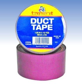 "1.89""x10yds Purple Duct Tape (Case of 54)"