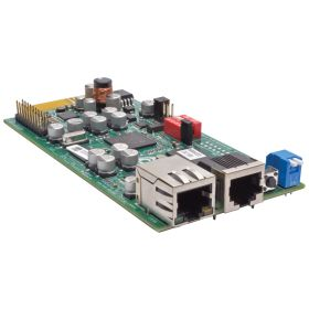 SNMP/Java-free Web Management Accessory Card for compatible Tripp Lite UPS Systems