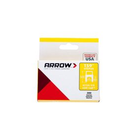 "T59 Arrow Staples 5/16"" X 5/16"""" (Pack of 300)"