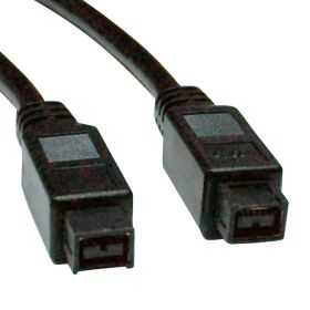 FireWire 800 IEEE 1394b Hi-speed Cable 9pin/9pin M/M