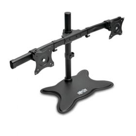 "Dual-Monitor Desktop Mount Stand for 13"" to 27"" Flat-Screen Displays"