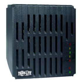 1200W 120V Line Conditioner - Automatic Voltage Regulator (AVR), AC Surge Protection, 4 Outlets