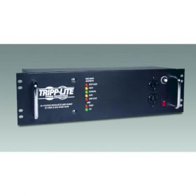 2400W 120V 3U Rack-Mount Power Conditioner with Automatic Voltage Regulation (AVR), AC Surge Protection, 14 Outlets
