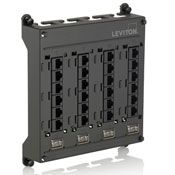 Leviton 476Tm-524 Smc Panel T&M 24Xc5E