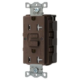 Hubbell Wiring Device-Kellems, HBLGFTWRST20SNAP