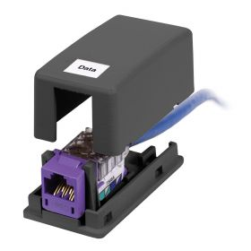 Hubbell Premise Wiring Products ISB1BKP