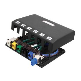 Hubbell Premise Wiring Products ISB6BK