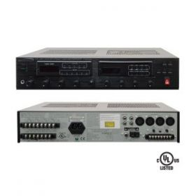 60W PA Amplifier with AM/FM Tuner and CD Player