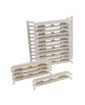 HUBBELL 110 Wiring Blocks, Cat 5E, 100-Pair, without Legs