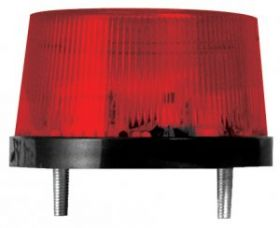 Weatherproof Strobe Flasher Red