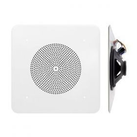 1'x1' G86 Ceiling Tile Speaker with Volume Control