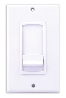 100W Imp Match Volume Control Slider - White