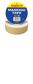 1.89in x 30yds General Purpose Masking Tape Singles (Case of 24)