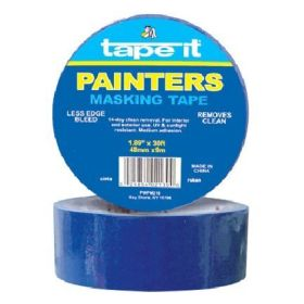 1.89in x 30ft Blue Painter's Masking Tape (Case of 36)