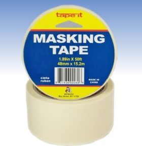 1.89in x 50ft General Purpose Masking Tape (Case of 48)