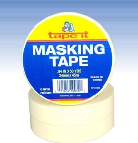 ".94"" x 50yds General Purpose Masking Tape (Case of 36)"