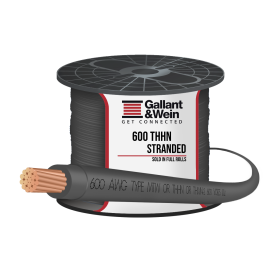 THHN 600 AWG Stranded by the Foot