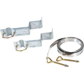 Z TYPE CHIMNEY MOUNT for Satellite Dish & Antenna Mounting