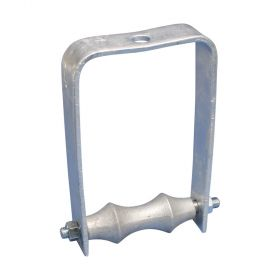 "610 One-Rod Roller Hanger, 12"" Pipe, 7/8"" Rod (Pack of 1)"