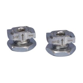 """CADDY ROD LOCK Channel Nut, 3/8"""" Rod (Pack of 100)"""