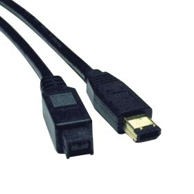 FireWire 800 IEEE 1394b Hi-speed Cable 9pin/6pin M/M
