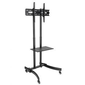"Rolling TV/Monitor Cart - for 37"" to 70"" TVs and Monitors - Classic Edition"