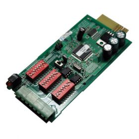 MODBUS Management Accessory Card for UPS Remote Monitoring and Control