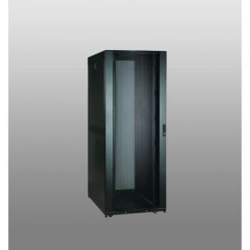42U SmartRack Wide Standard-Depth Rack Enclosure Cabinet with Doors and Side Panels
