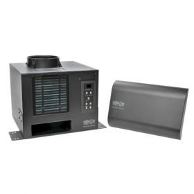 SmartRack Wall-Mount Server Rack Cooling Unit - 2,000 BTU, 120V