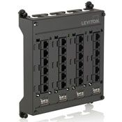 Leviton 476Tm-624 Smc Panel T&M 24Xc6