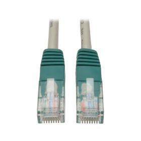Cat5e 350MHz Molded Cross-over Patch Cable RJ45 M/M - 10FT